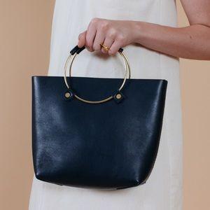 Tribe Alive leather handbag